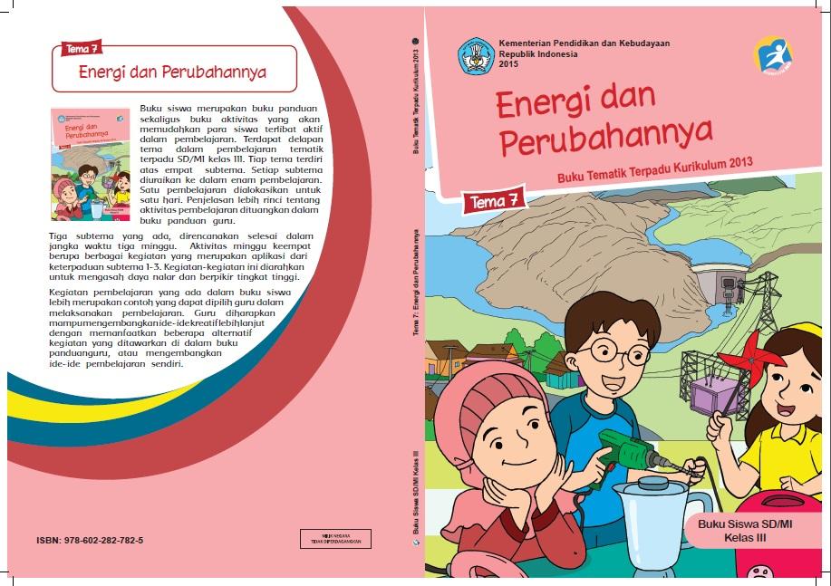 Buku Siswa Kelas 3 Sd Kurikulum 2013 Revisi 2017 Cms Lokomedia