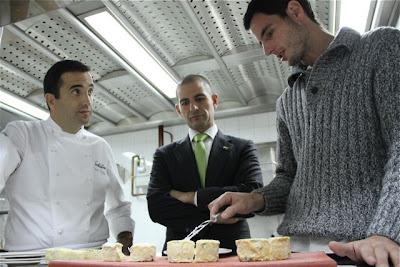 Santceloni quesos Cantagrullas