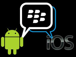 Cara Mengaktifkan Aplikasi BBM di Android iPhone