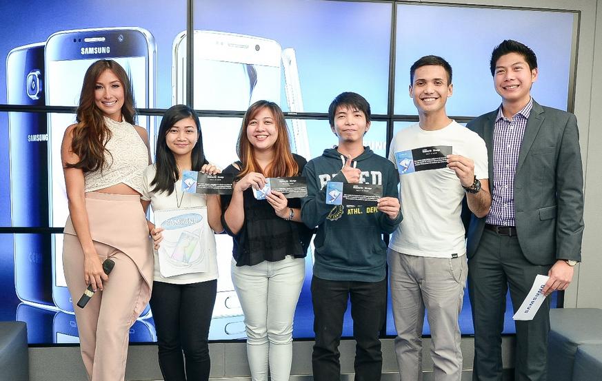 Samsung Galaxy S6 Philippines, Solenn Heussaff