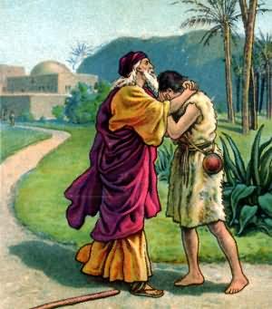 la parábola del hijo pródigo y las dos casas de israel todos alguna ...
