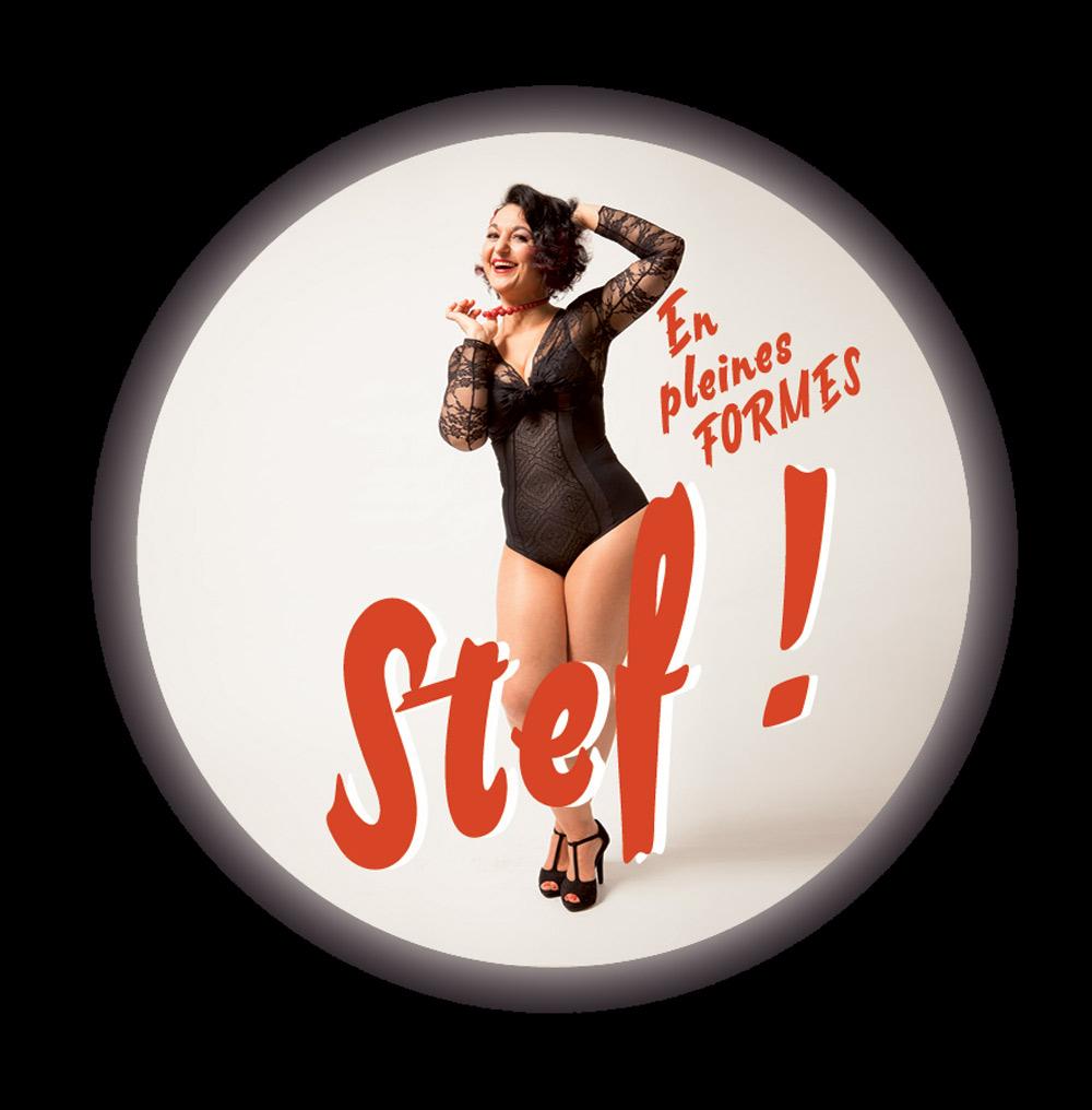 NOUVEL ALBUM STEF! EN PLEINES FORMES