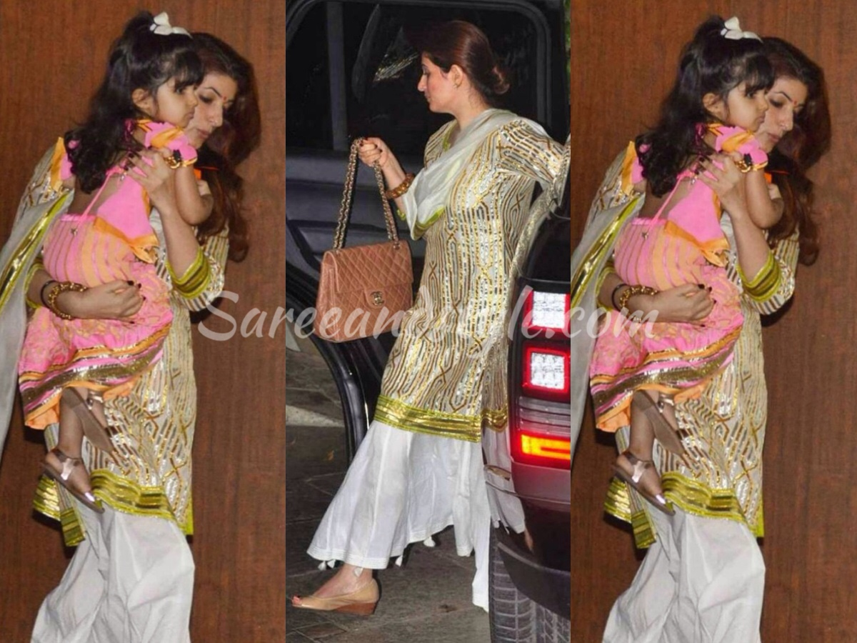 Twinkle khanna in abu jani and sandeep khosla style and for Interior designs by twinkle khanna