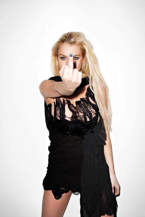 A Sardenta Lindsay Lohan