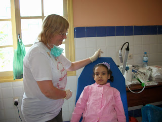 milton keynes dentist helping moroccan kids