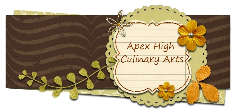 Apex High School Culinary Arts