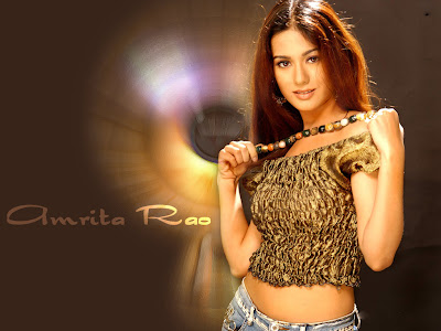 Amrita Rao Wallpapers 3 and Amrita Rao Movies Wallpapers