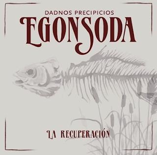 Egon Soda La recuperacion (single) Dadnos precipicios