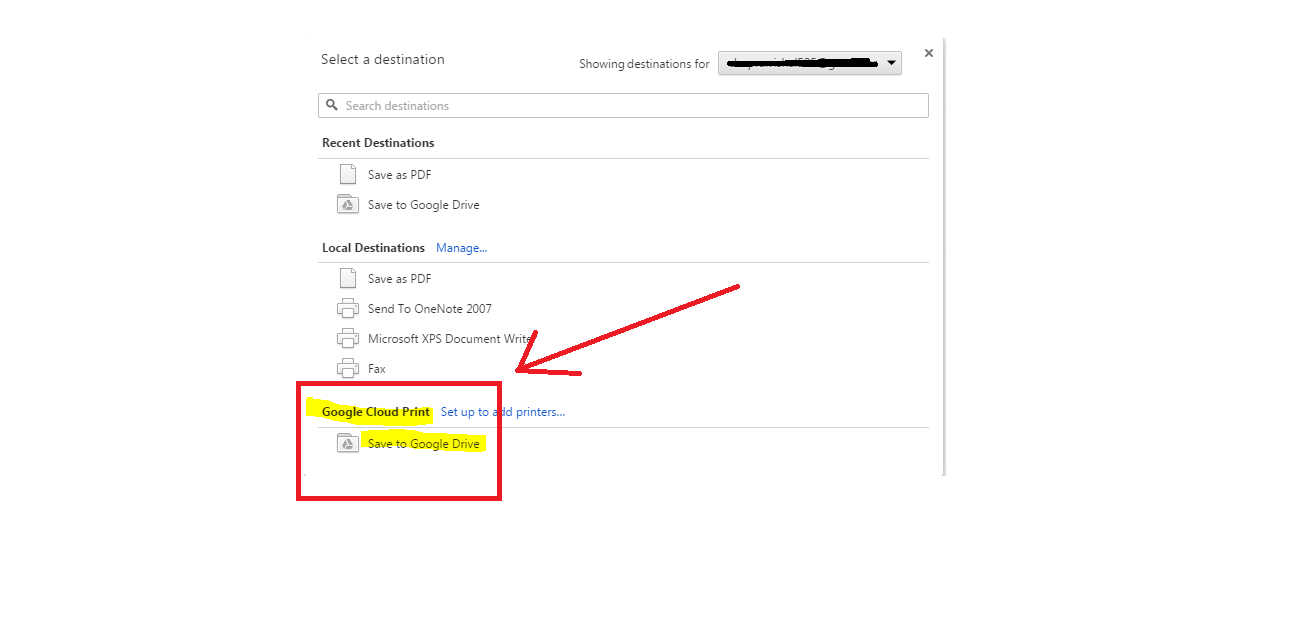 How To Save Gmail Messages in Google Drive as PDF