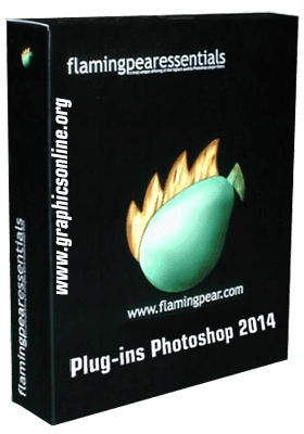 Flaming Pear Suite [ 56 Plugins Para  Adobe Photoshop]