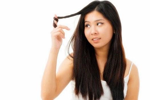 Cara Sederhana Atasi Rambut Kering