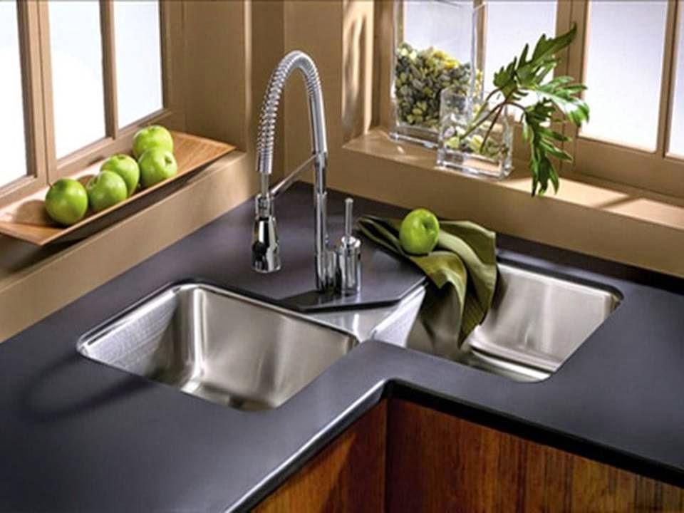 home decor corner kitchen sinks. Black Bedroom Furniture Sets. Home Design Ideas