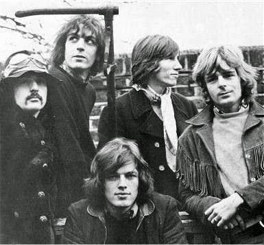 Pink Floyd - The Five Members