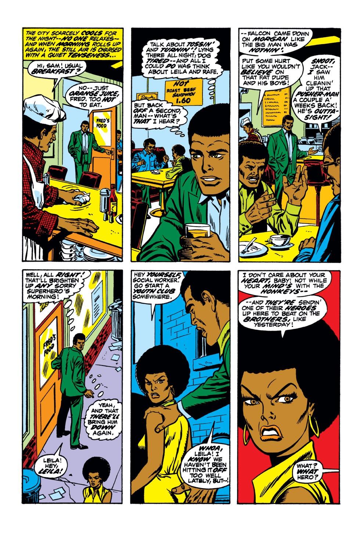 Captain America (1968) Issue #153 #67 - English 16