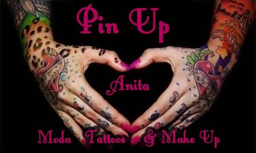Anita Pin UP
