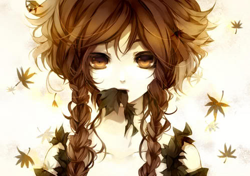 Anime & Girls Hairstyle~