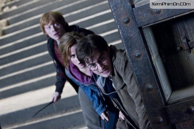Harry Potter Và Bảo Bối Tử Thần Phần 2