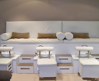 Decoraci n y arquitectura creaci n de un centro de est tica y cuidados personales designing a - Decoracion centro estetica ...