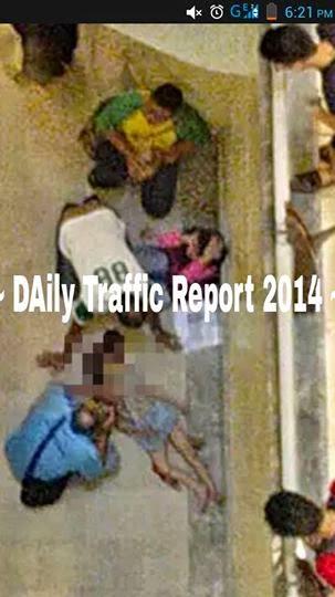 Gambar:  Kanak-kanak 7 tahun Maut Terjatuh Tingkat 3 The Gardens, Mid Valley City mall