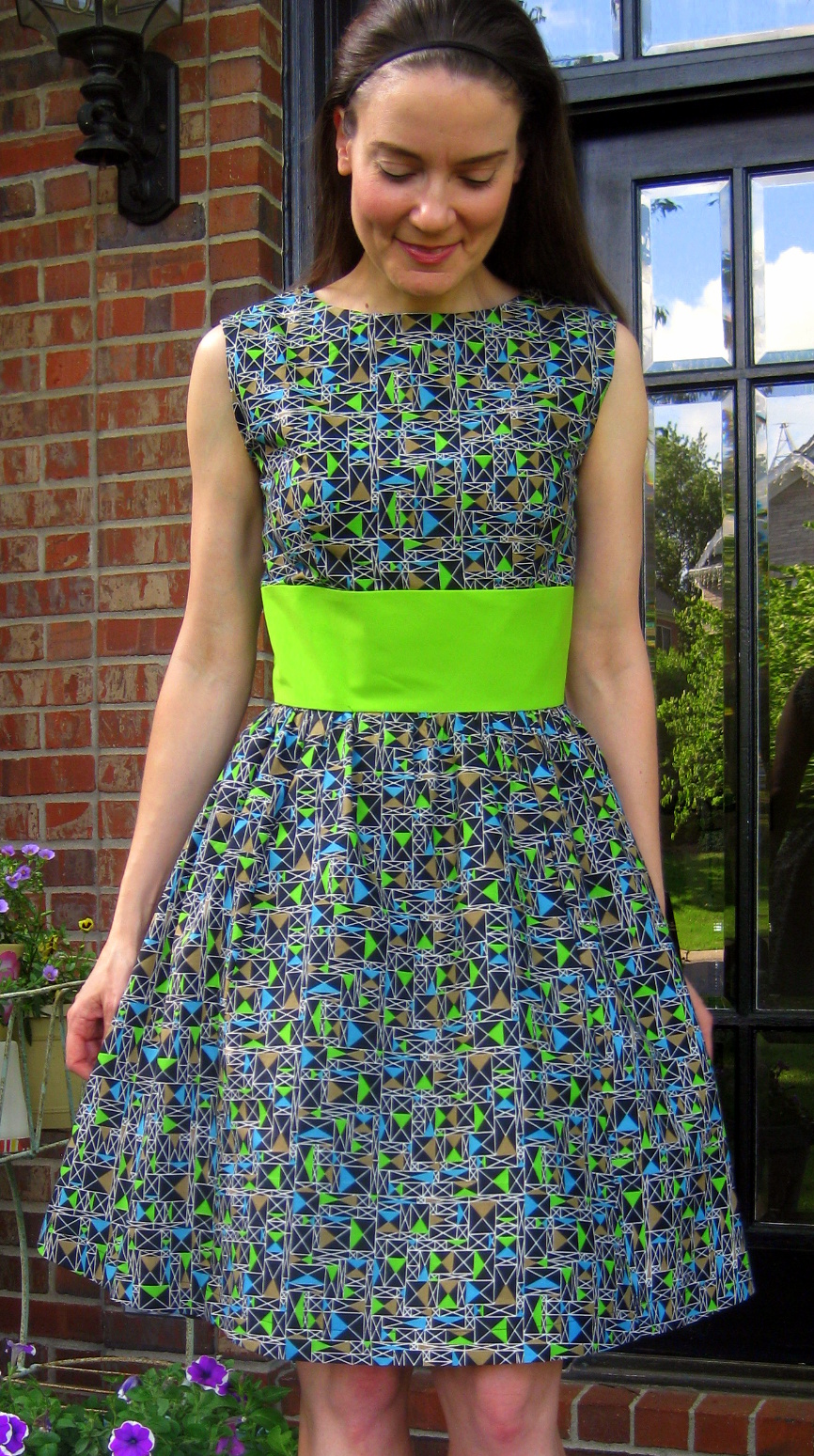 Summer Dress Patterns for Teens