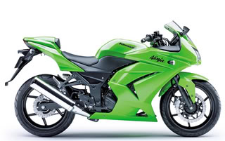 2008 Kawasaki Ninja 250r