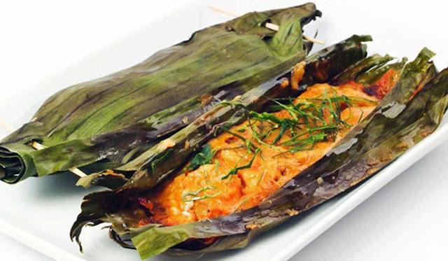Resep Pepes Ikan Salem Lezat