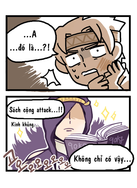 Dragon Nest Random Scribbles chap 11 - Trang 19
