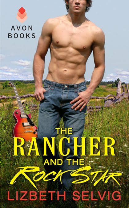 GoddessFish Blog Tour Review: The Rancher And The Rock Star by Lizbeth Selvig