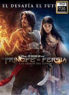 El Príncipe de Persia: Las arenas del tiempo (2010)