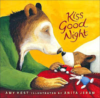 Cover image of Kiss Goodnight