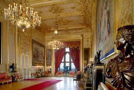 Das Leles Castelo De Windsor O Queridinho Da Rainha