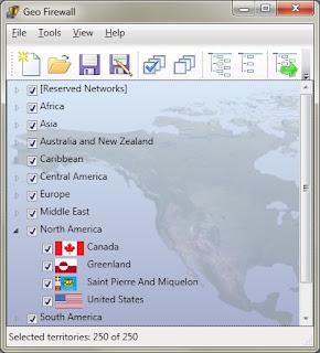 Download Geo Firewall