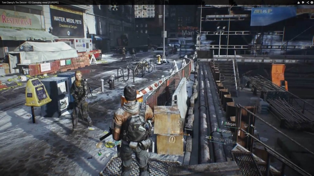 Tom Clancy's The Division-FULL UNLOCKED Crack Download