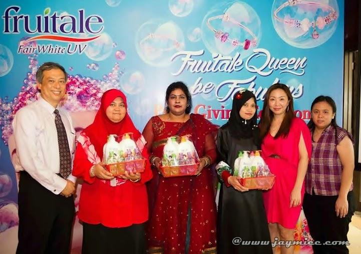 barisan pemenang fruitale queen