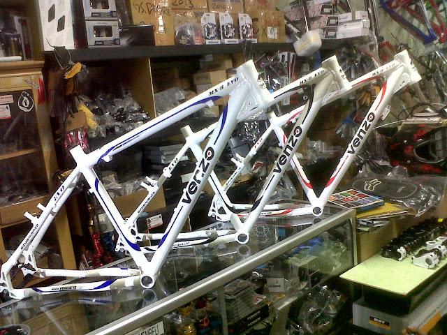 frame venzo mx8