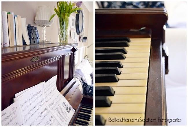 Klavier Bellas Herzenssachen