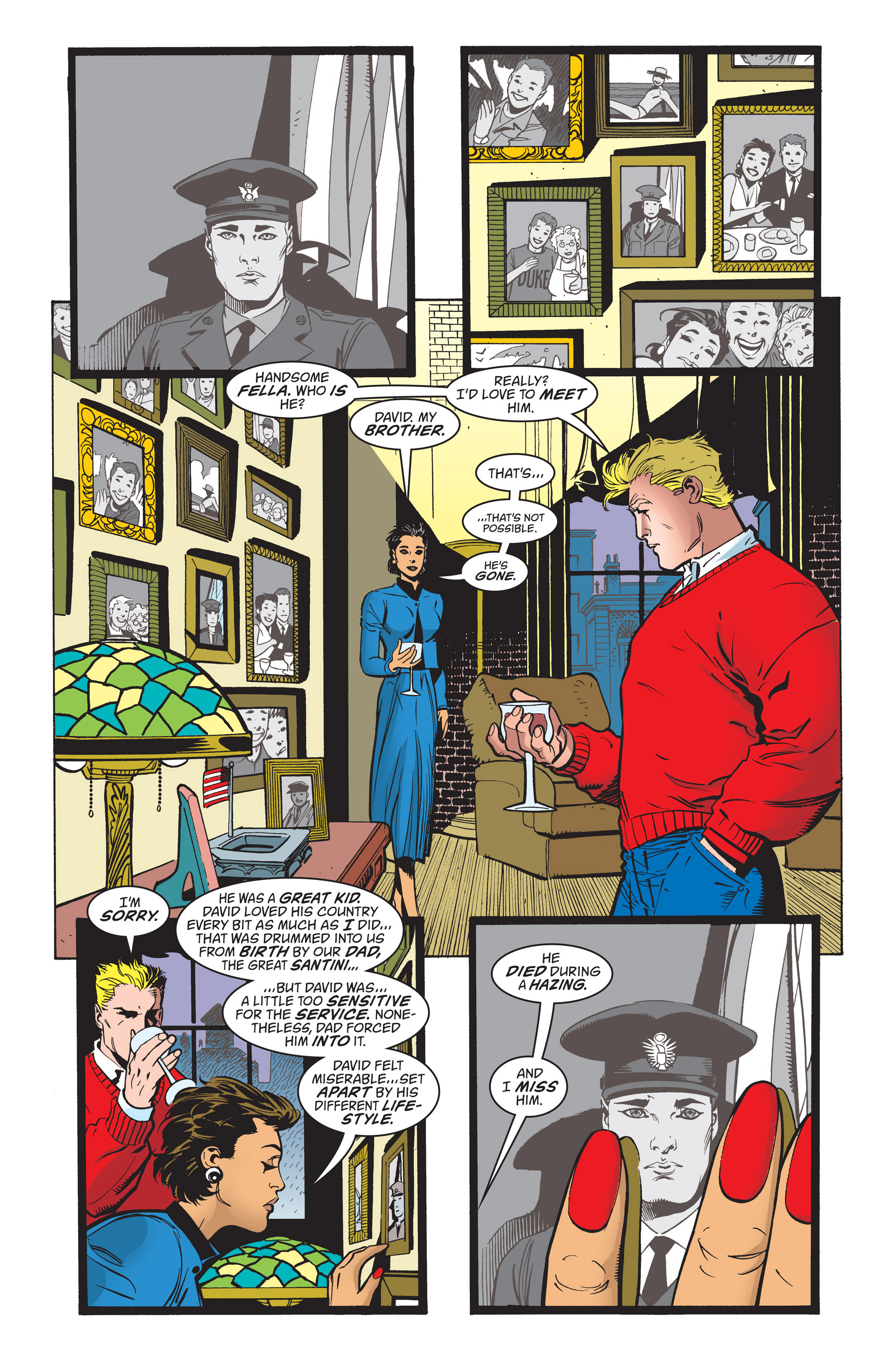 Captain America (1998) Issue #20 #26 - English 6