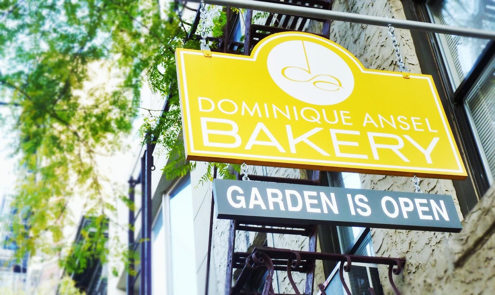 dominique ansel bakery NY cronuts