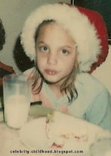 Angelina Jolie Childhood Pictures
