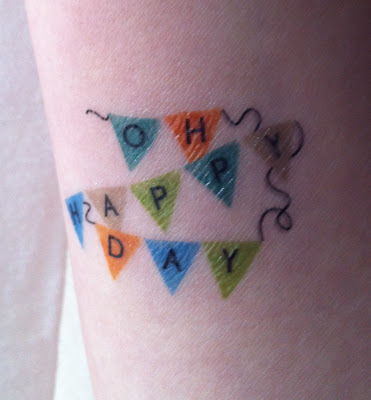 oh happy day tattoo
