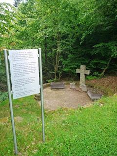 Soldatengräber auf dem Mahlberg