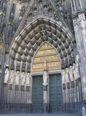 Portada  Catedral de Colonia, Kölmer Dom, Colonia, Köln, Alemania, round the world, La vuelta al mundo de Asun y Ricardo, mundoporlibre.com