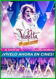 Violetta en concierto | 3gp/Mp4/DVDRip Latino HD Mega