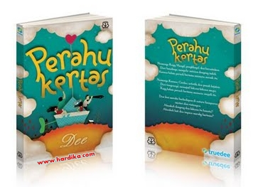 Free Download Buku Novel Perahu Kertas PDF Terbaru | Hardika Bloggers