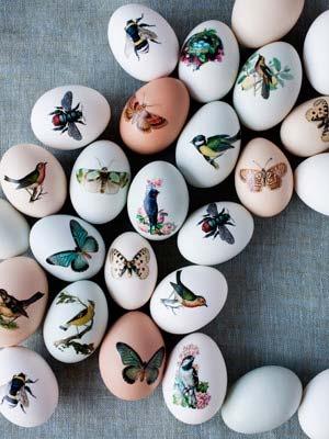 decoração páscoa decorar ovos
