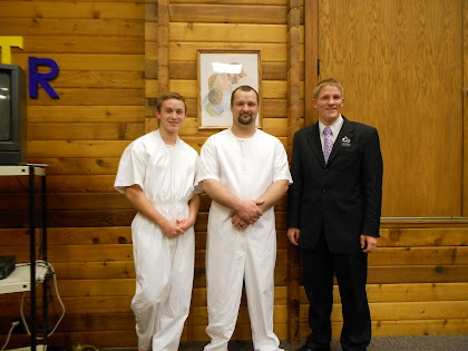 Elder Waddell, Morgan. and Elder Dean