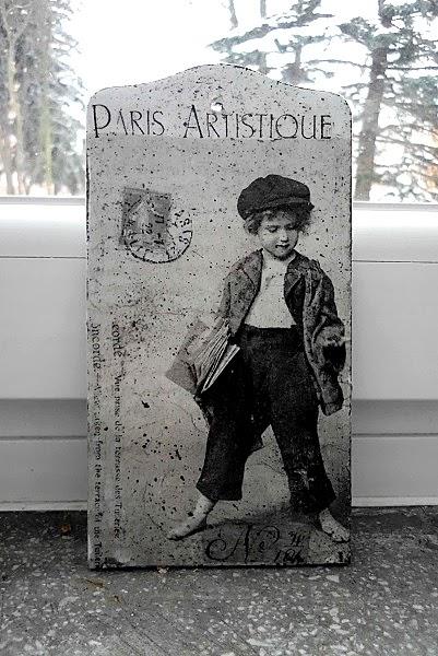 Paryski chłopiec