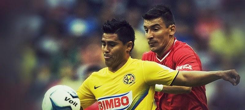 Previa Toluca vs América jornada 16 apertura 2014 futbol mexicano