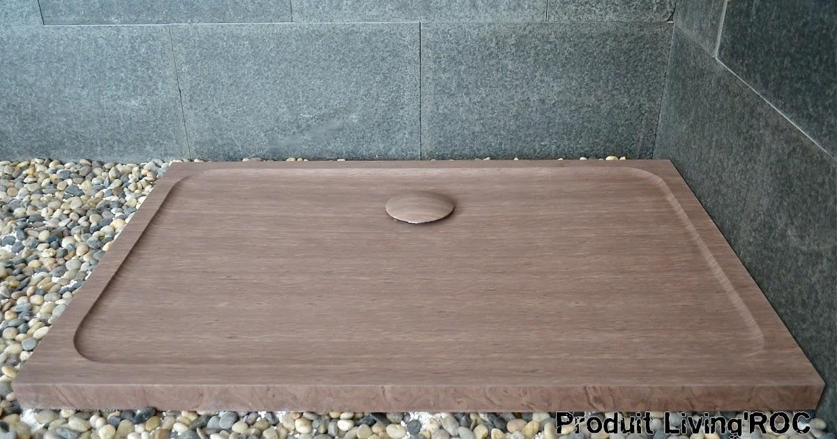 living 39 roc le blog le premier receveur marron est arriv. Black Bedroom Furniture Sets. Home Design Ideas