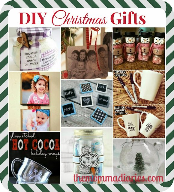 DIY Christmas Gifts The Momma Diaries